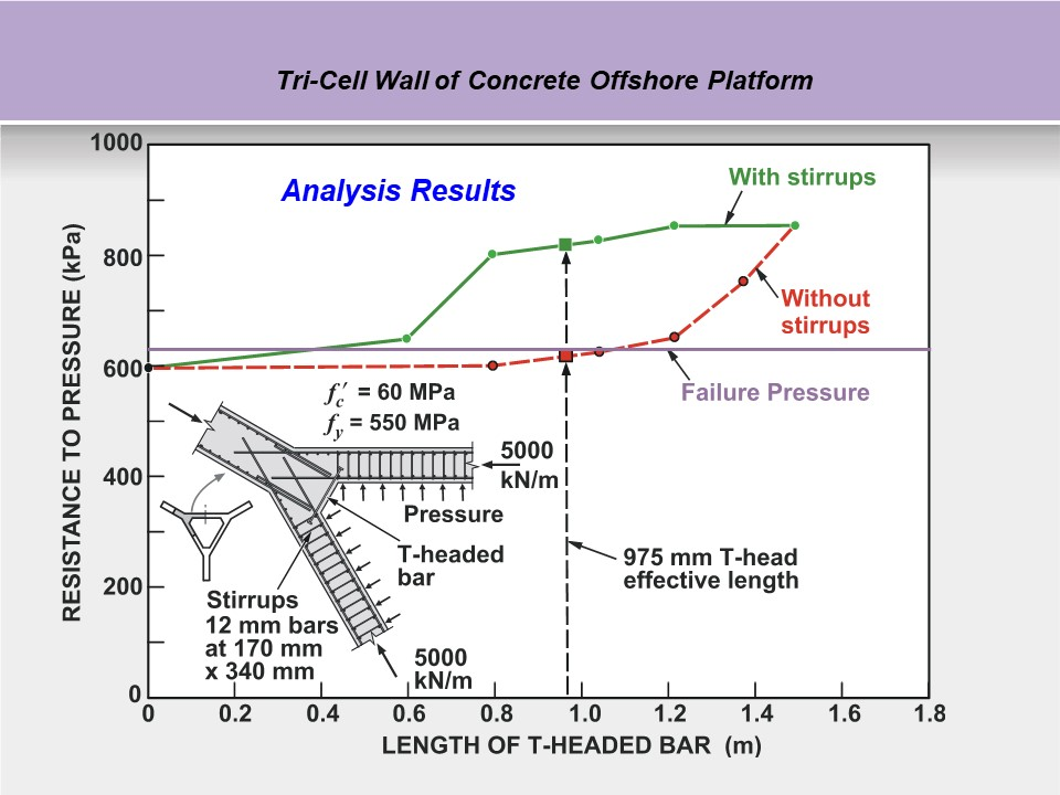 Advanced Analysis and Performance Assessment of Reinforced